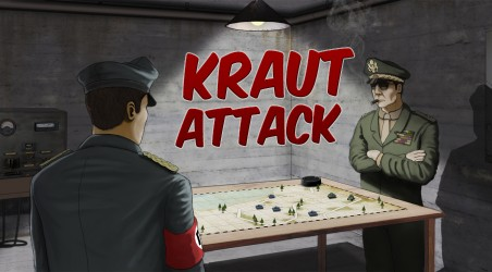 Kraut Attack – Defense of the Allied Lines