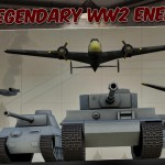KA Face legendary ww2 enemies